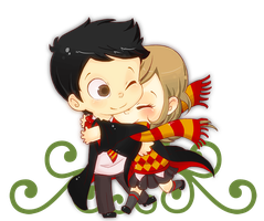 Did you hug your Gryffindor today? by chibigaby
