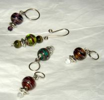 jewelry for yarn by mailledragon