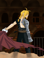 """Edward Elric """"remake"""" by yousam"""