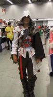 Ezio cosplay 2 by Shiroyuki9