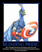 Blinding Pride. by TheArchosaurQueen