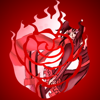 RWBY Red like Roses by ChronoPinoyX