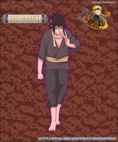 NEW Sasuke Uchiha By Devil by devil-one-naruto