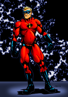 Mr Incredible Colors by Ihlecreations
