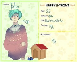 Felix appp by necromae
