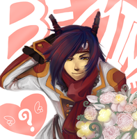 VS: Be My Heart Vharen? by Remanoir