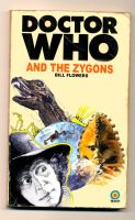 Fake target book cover -zygons by Snake-Artist