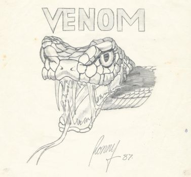 Venom  by K-Is-For-Cat