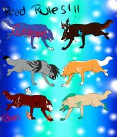 FREE ADOPTS READ RULES by NightshadePro