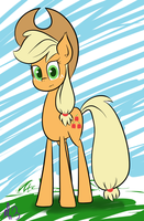 Applejack by greseres