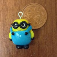 Minion Charm 2 by TheSweetDisease