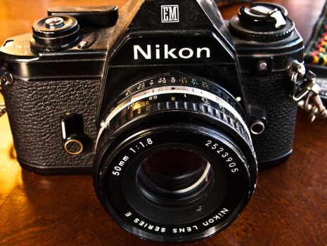Nikon Classic by Nocturnalist