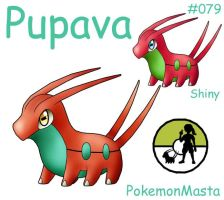 Pupava 079 by PokemonMasta