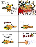Bad at Game: Metroid Prime Hunters by furballofthefullmoon