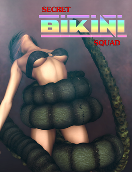Secret Bikini Squad: Issue #32 by thesteedman