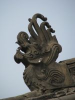 Roof Guardians Statue 07 by Ghost-Stock