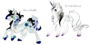 My Little Pony Adopts: 5 points each Open by FuneralDyingheart
