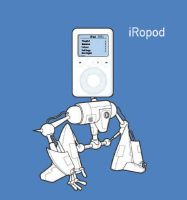 i robot by le-i-tBit