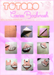 Totoro Corner Bookmark TUTORIAL by Keylhen