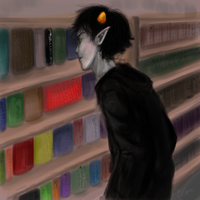 library.trip by clorinspats