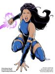 XMunn! Olivia Munn / Psylocke fan art by Thinkbolt
