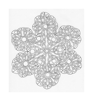 Celtic Snowflake by jpmorrow
