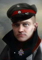 Manfred von Richthofen by klimbims