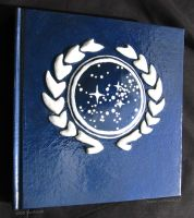 Federation Book by sunhawk