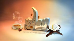 Bouzebal Page Ramadan 2013 by Hamdan-Graphics