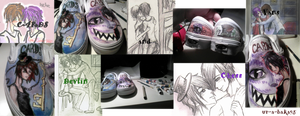 Chess and Devlin Shoes by ur-a-baka95
