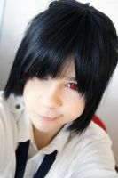 Uchiha Sasuke [Impro] - Innocent Smile... by Yaxan