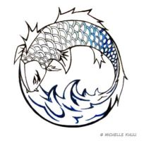 Tattoo Design: Fish by thegadgetfish