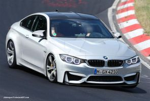 Bmw M4 by JAdesigns75