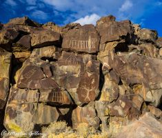 Nevada Petroglyphs150118-37 by MartinGollery