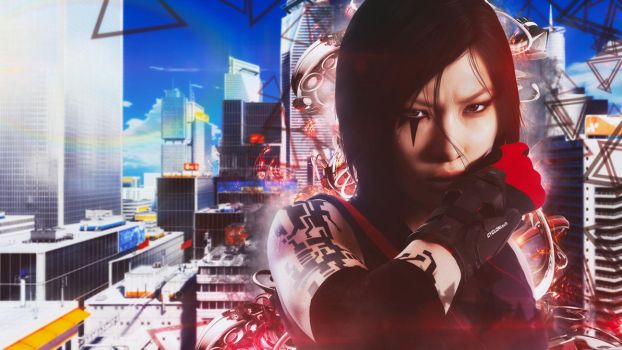 Mirrors Edge Catalyst Wallpaper: Faith by Gantahat62