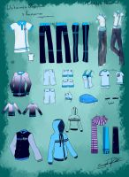 Uniformes Deportivos etc. IP by Yan-liSoulless
