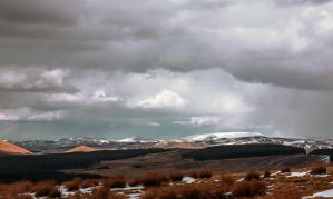 Cheviot Hills by newcastlemale