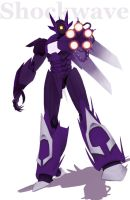 TFP - Shockwave Design by pika