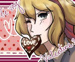 happy Valentine's day 2012 by White-Seafoam