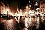 Wroclaw by night 3 by DominikaAniola