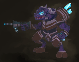 13-06-2014 Character practice by StormAndy