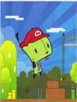 Super Mario GIR by Ninja-Gamer