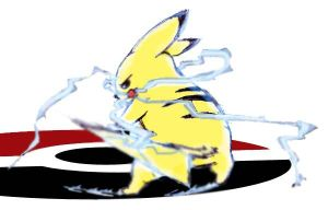 Pikachu... ThunderbolT by KaozCore