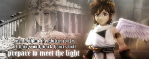Kid Icarus Uprising: Meet The Light by KamenRiderReaper