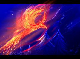 Firebird by Seanica
