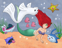 .Puni Week 4 Disney Crossover. by Melodious-X