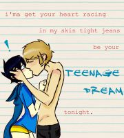 Teenage Dream by TinyBirdPrince