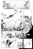 page 1 creator owned comic by manzur1138