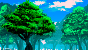 Trees by anirhapsodist