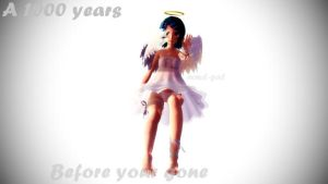 {MMD} 1000 years... by mmd-gal